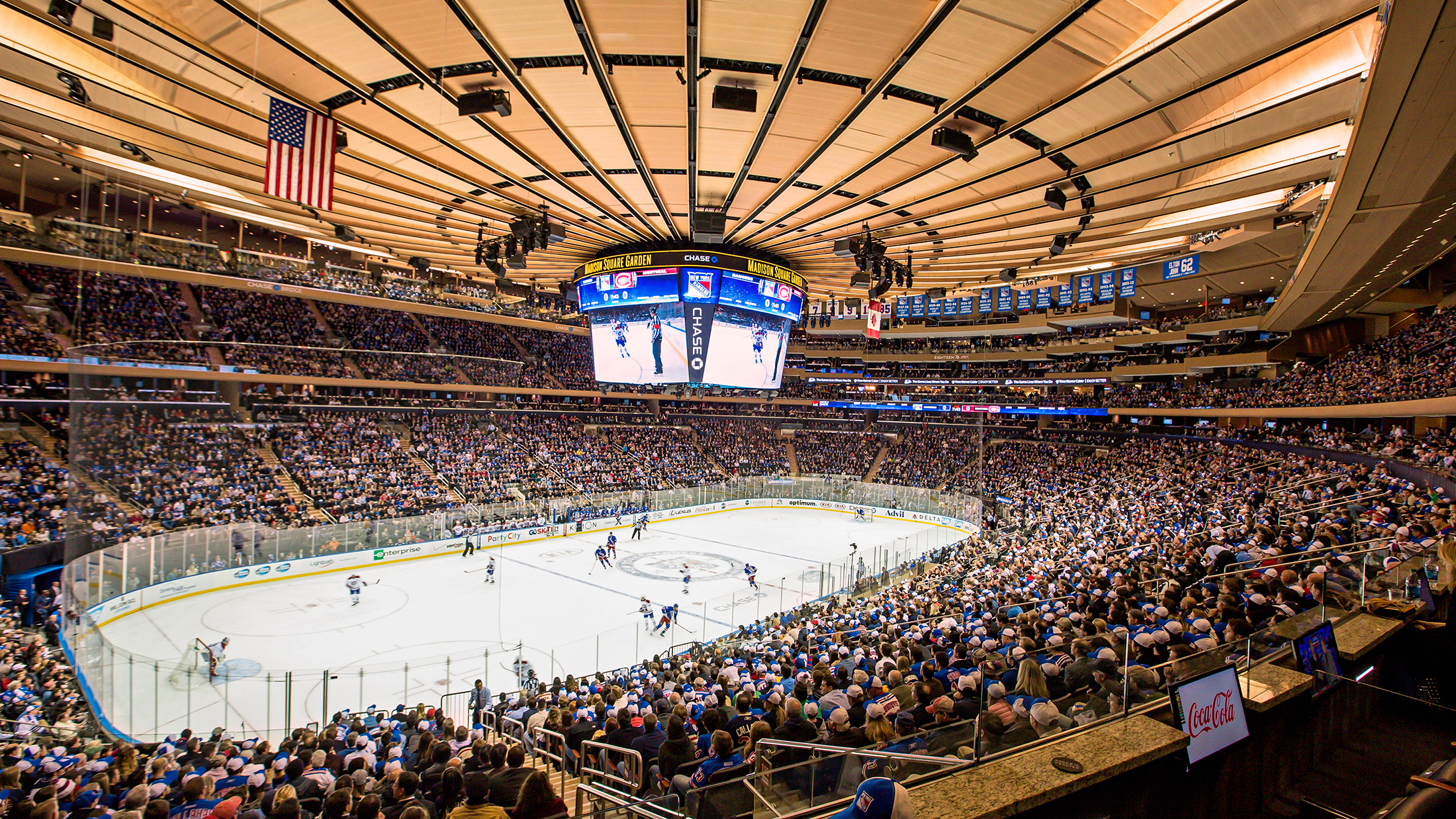 New York Rangers Preseason Hockey