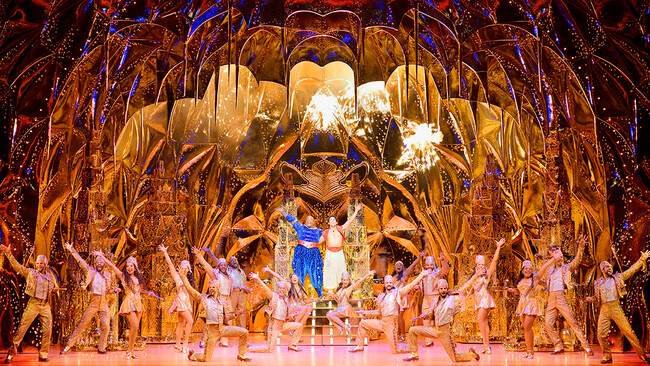 Disney's Aladdin - National Tour Tickets
