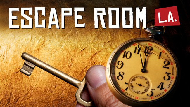 Escape Room LA: The Detective Tickets