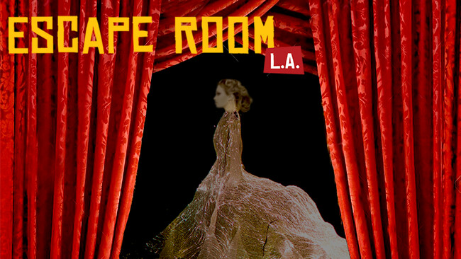 Escape Room LA: The Theatre Tickets