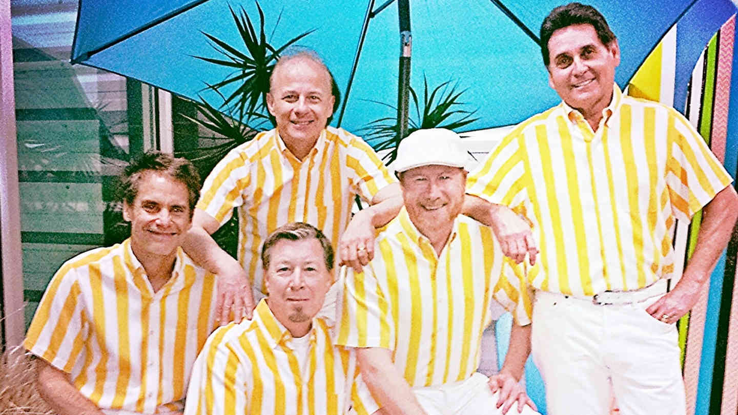 Surfin The Beach Boys Tribute Tickets And Concert Tour Dates Goldstar