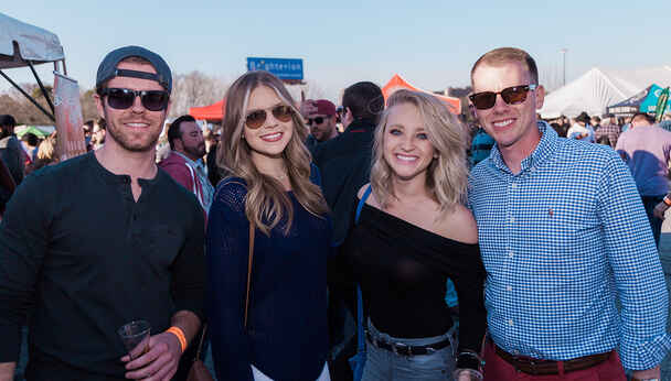 Unlimited Alcohol Tastings at Beer, Bourbon & BBQ Fest