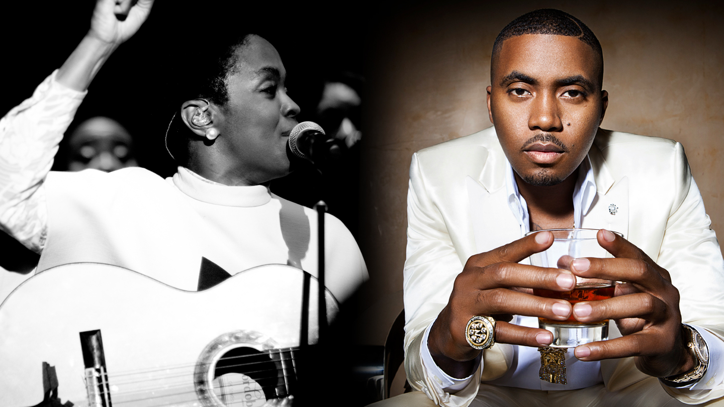 Ms. Lauryn Hill, Nas, Hannibal Buress & more