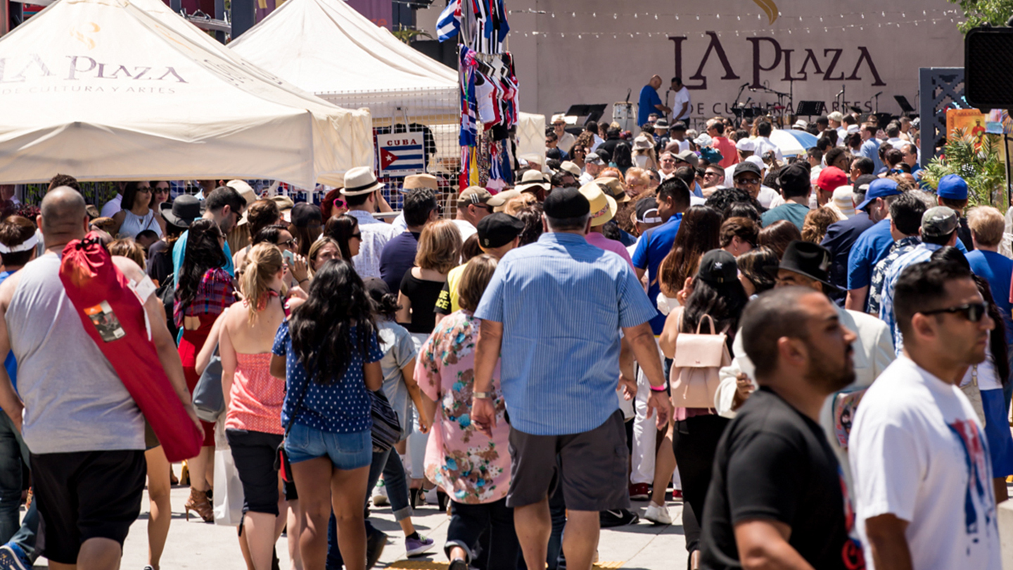 L.A.'s Festival of the Americas