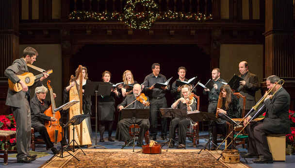 Holiday Concert of Early German Music