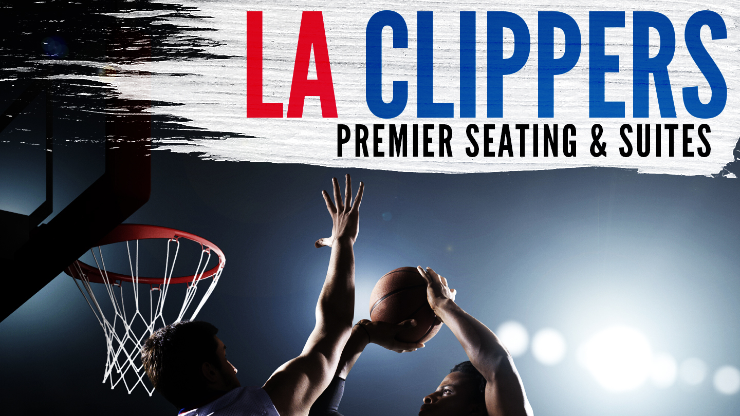 Los Angeles Clippers Premier Seating, VIP Suites and More | Los Angeles