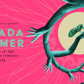 Cicada Summer: A Coming-of-Age Interspecies Romance Tragedy