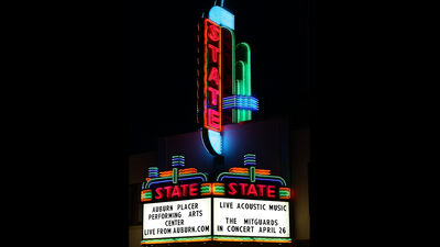 Auburn Placer Performing Arts Center at the State Theatre Tickets