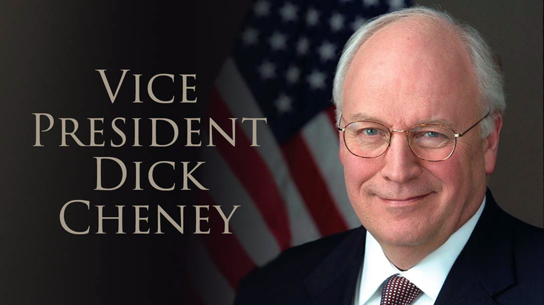 Dick cheney reflection