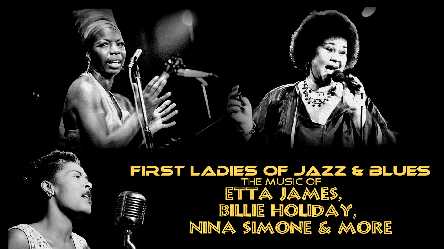 Tribute to Etta James, Billie Holiday & More