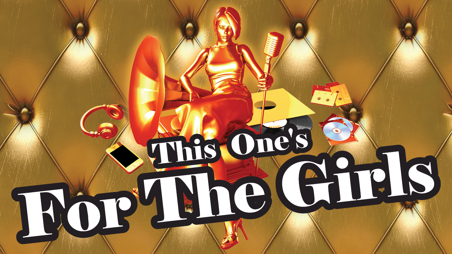"""This One's For The Girls"": New Off-Broadway Musical"