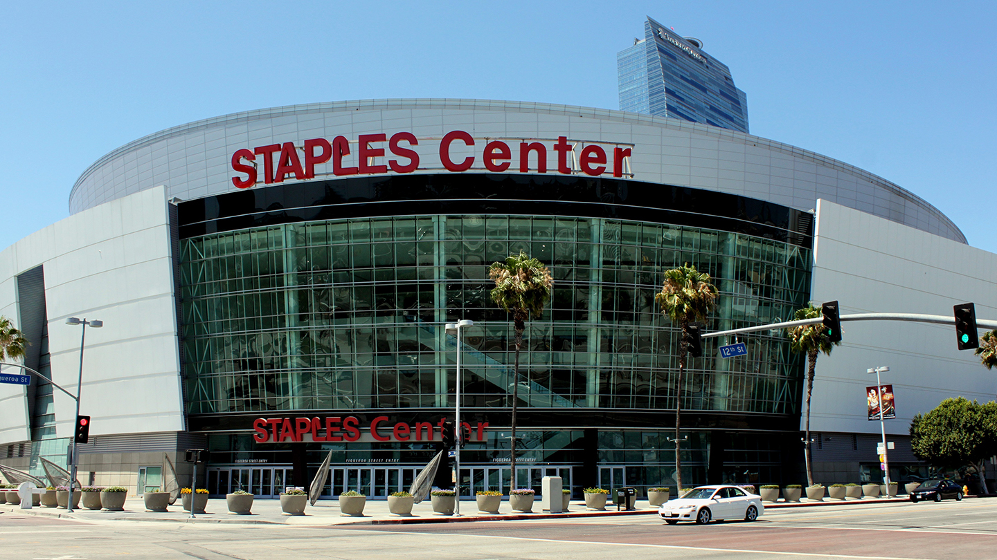staples center, los angeles, ca: tickets, schedule, seating charts