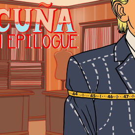 Mosaic Theater Company Presents Vicuña & The American Epilogue