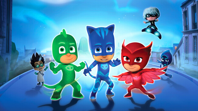 PJ Masks Live! Tickets