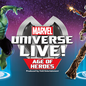 """Marvel Universe LIVE!"""" -- Age of Heroes"""