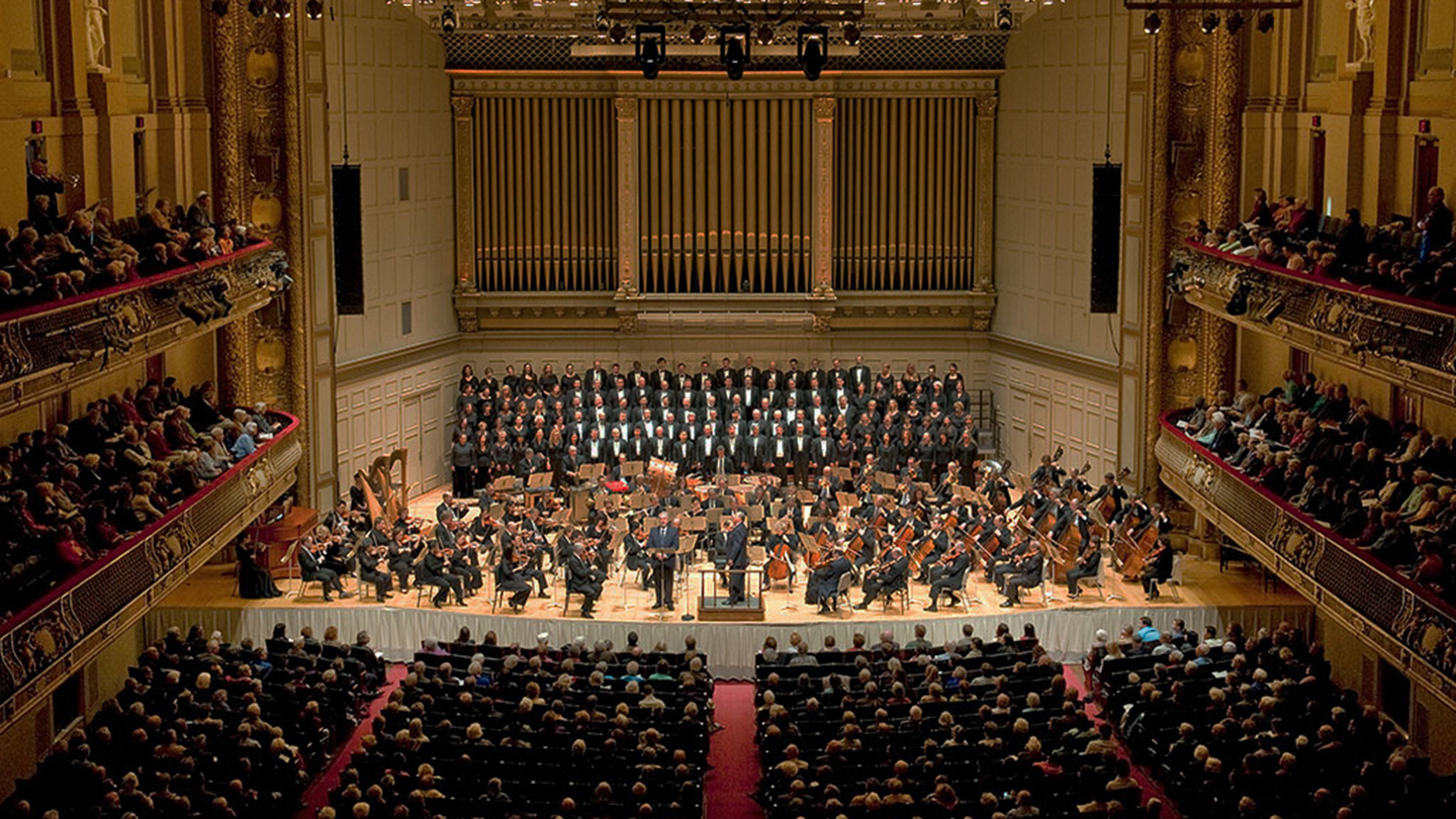 Boston Symphony Hall, Boston: Tickets, Schedule, Seating Charts ...