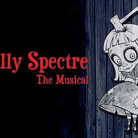 "Halloween Party at Theatre West, Featuring ""Sally Spectre, The Musical"
