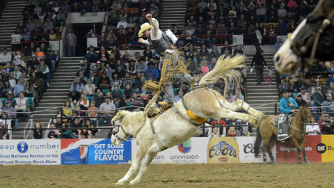 National Western Stock Show: Pro Rodeo