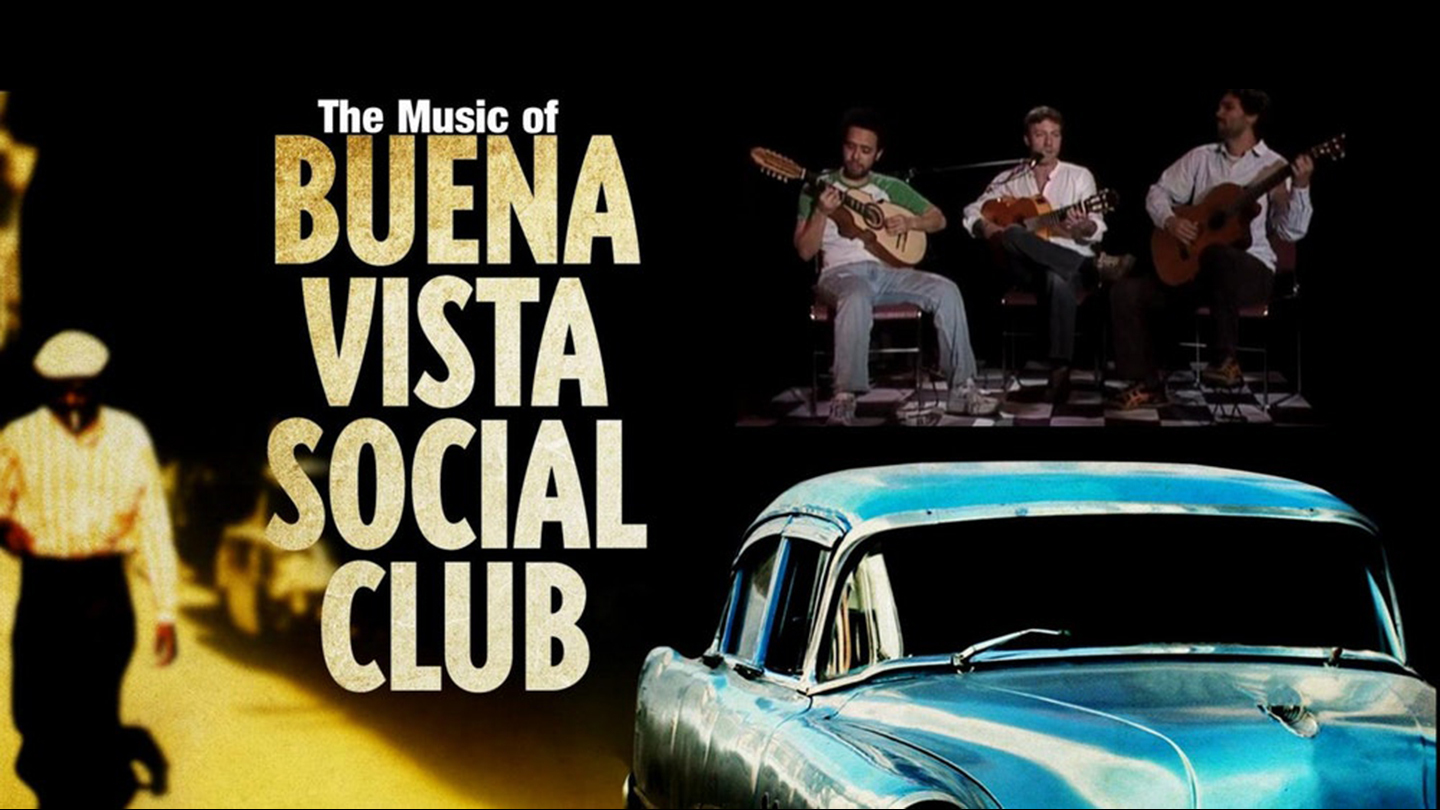 """The Music of Buena Vista Social Club: Tribute to Cuba's Golden Age"""