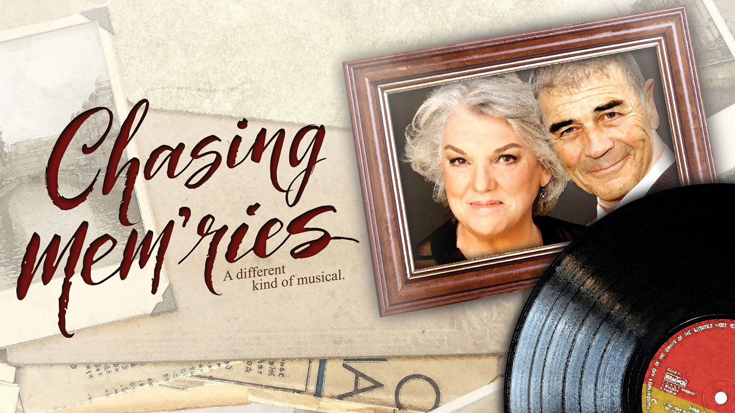 Chasing Mem'ries | Los Angeles, CA | Geffen Playhouse - Gil Cates Theater | December 10, 2017