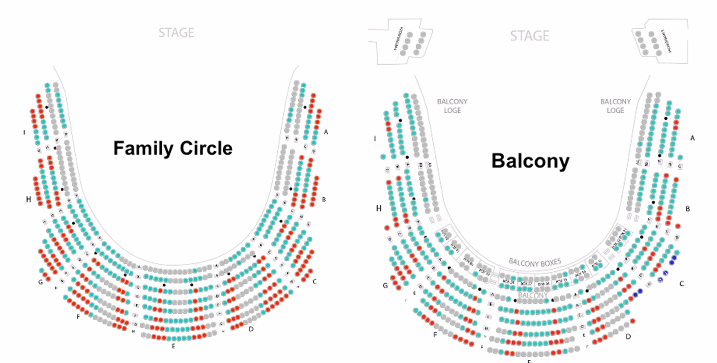 Academy of music philadelphia tickets schedule seating charts