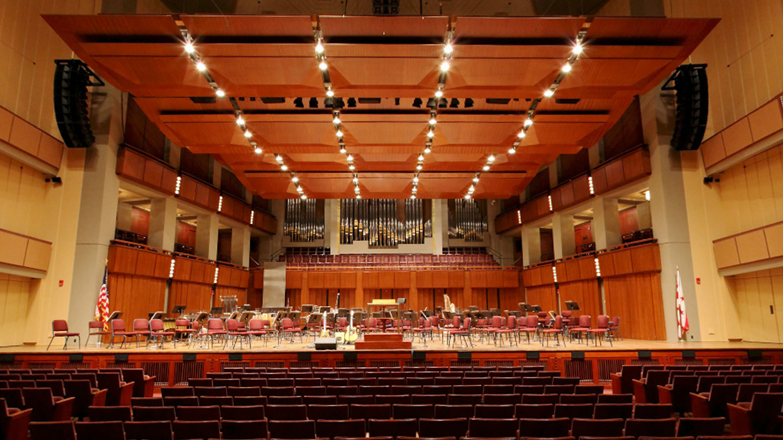 The kennedy center concert hall washington d c tickets