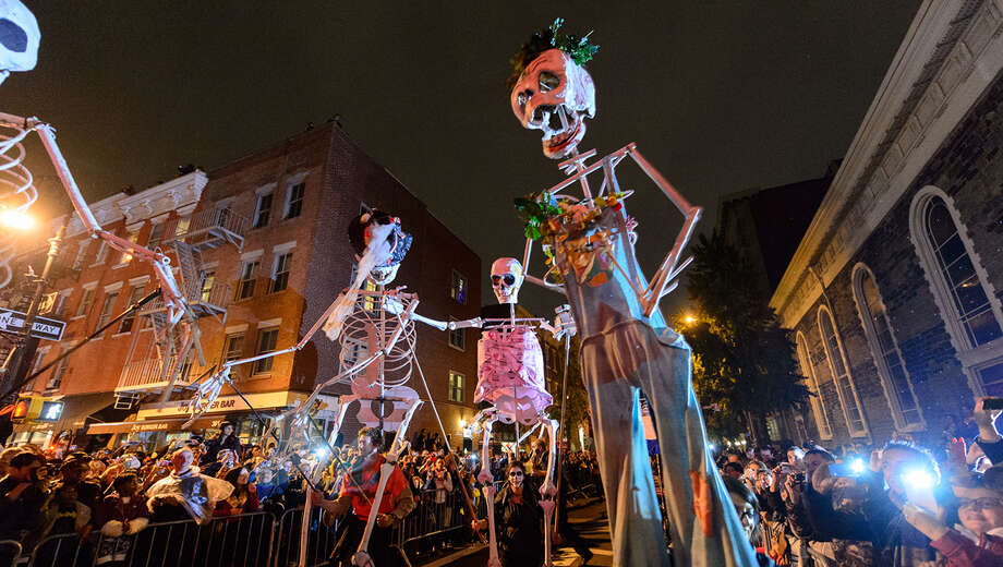 Halloween Parade Pre-Party New York Tickets - n/a at Bar 13. 2017 ...