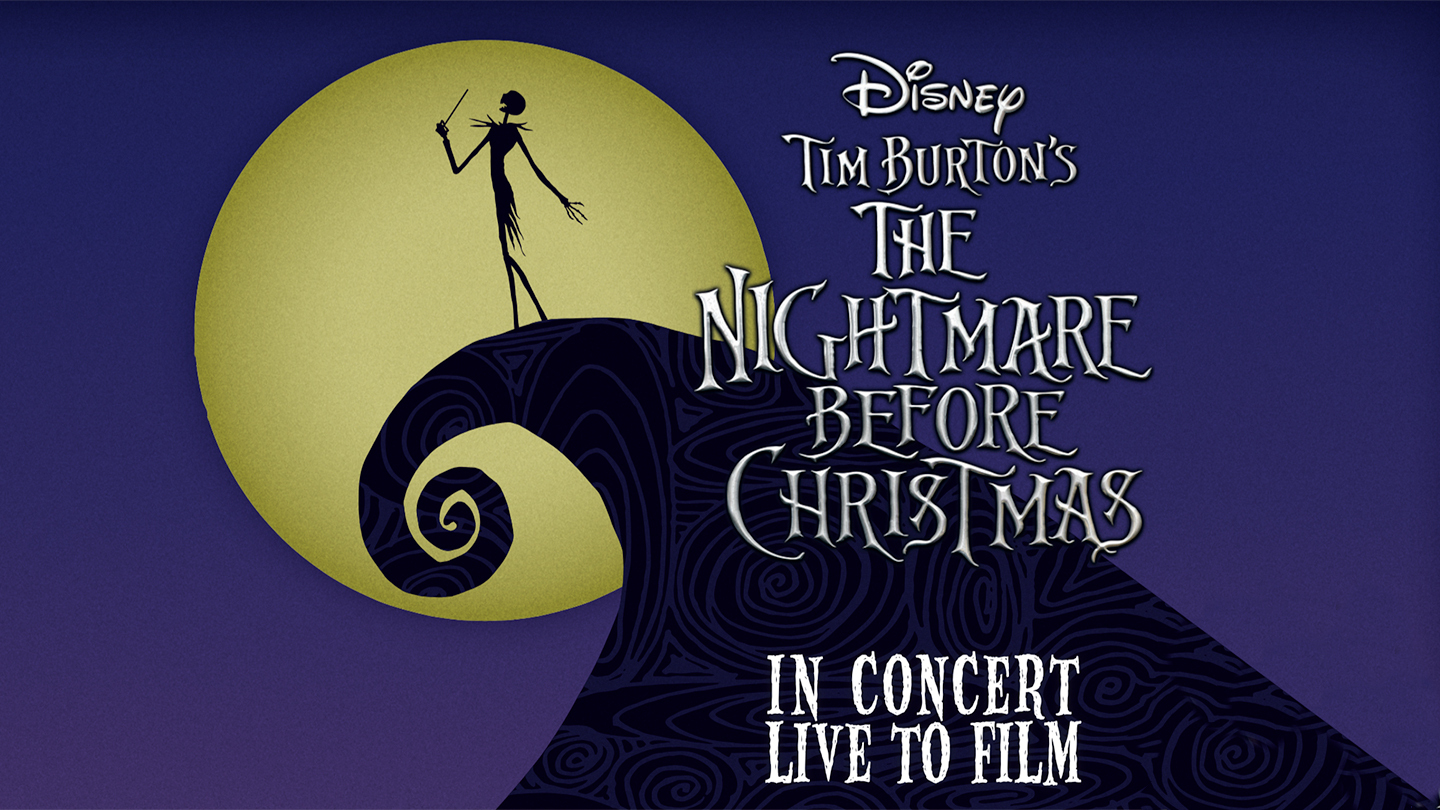 The Nightmare Before Christmas: In Concert Live-to-Film New York ...