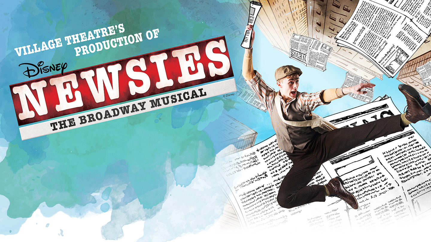 Disneys newsies seattle tickets na at village theatre disneys newsies seattle tickets na at village theatre francis j gaudette theatre 2017 12 31 fandeluxe Images