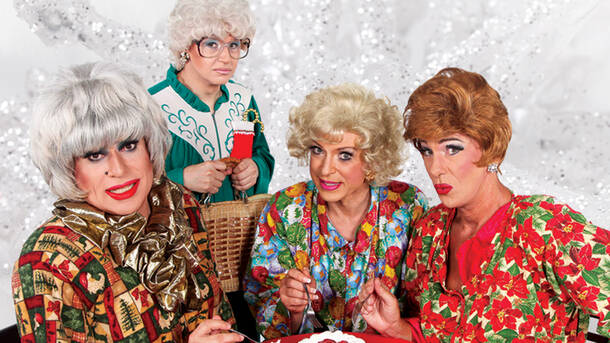 the golden girls the christmas episodes