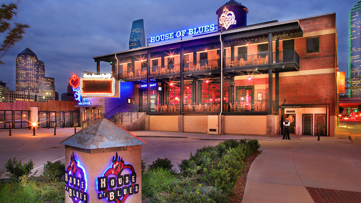 Superb House Of Blues Tickets