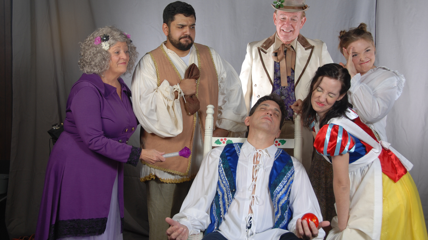 Snow White Goes West (Musical) Plot & Characters | StageAgent