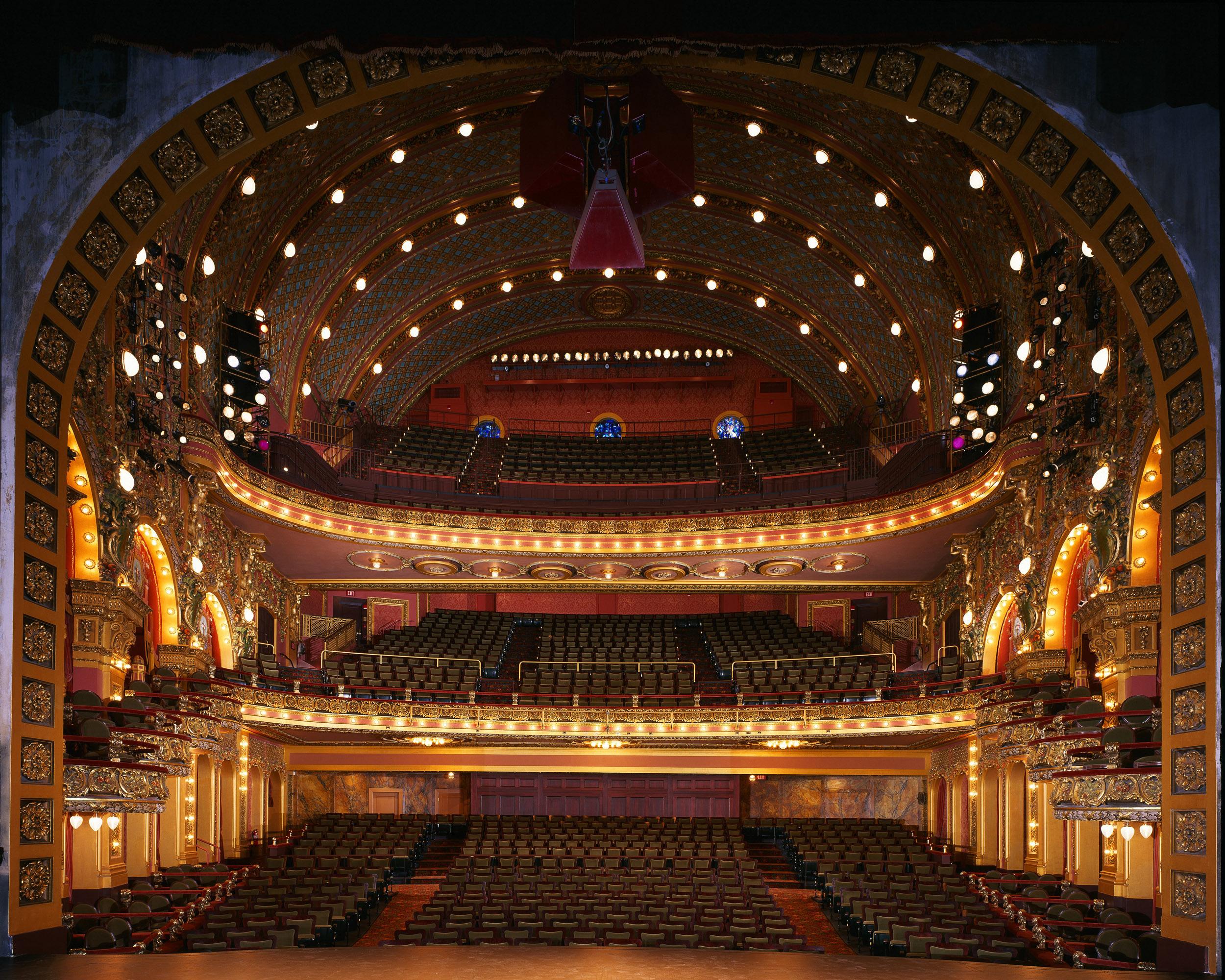 Emerson Cutler Majestic Theatre, Boston: Tickets, Schedule, Seating ...