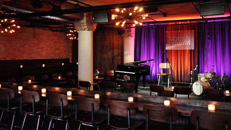 Winter's Jazz Club   Chicago, IL   Winter's Jazz Club    December 8, 2017