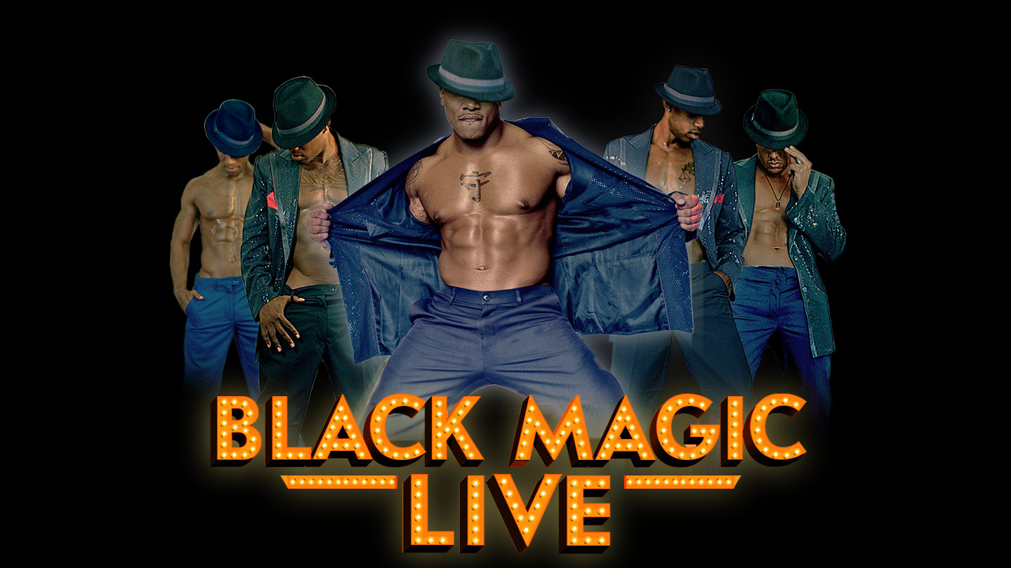 Black Magic Live | Las Vegas, NV | Embassy Nightclub Theater | December 10, 2017