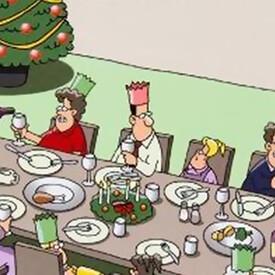 A Nice Family Christmas