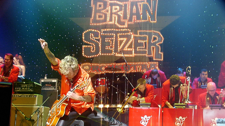 Brian Setzer Orchestra San Francisco Tickets - n/a at The Warfield ...