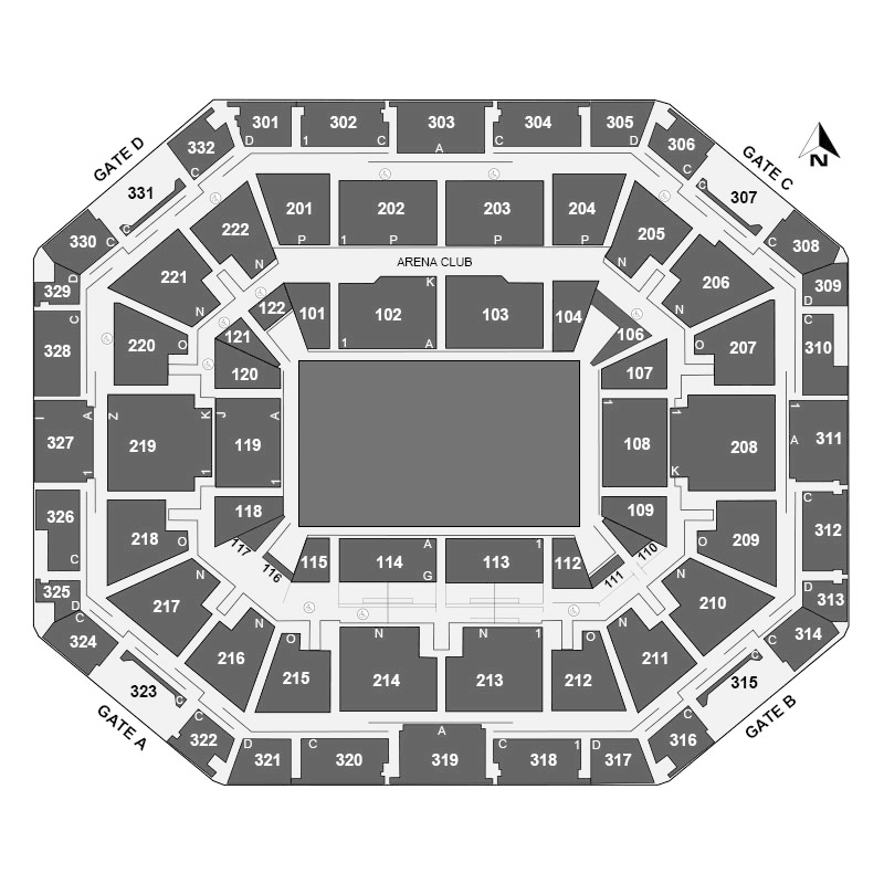 Usf sun dome tampa tickets schedule seating charts goldstar