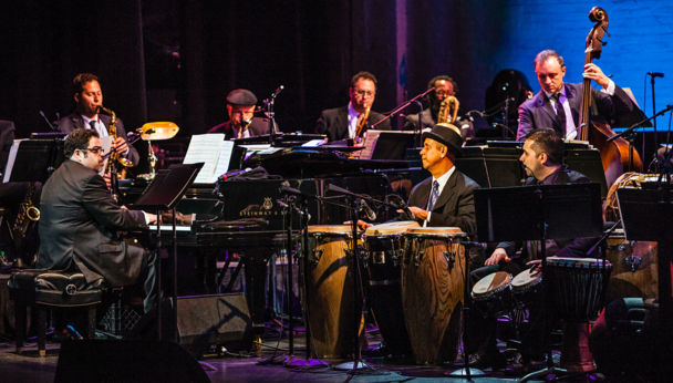 The Afro Latin Jazz Orchestra With Dr. Cornel West