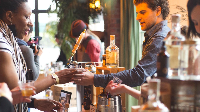 Prohibition-Era Spirit Tastings: NYC Craft Distillers Fest
