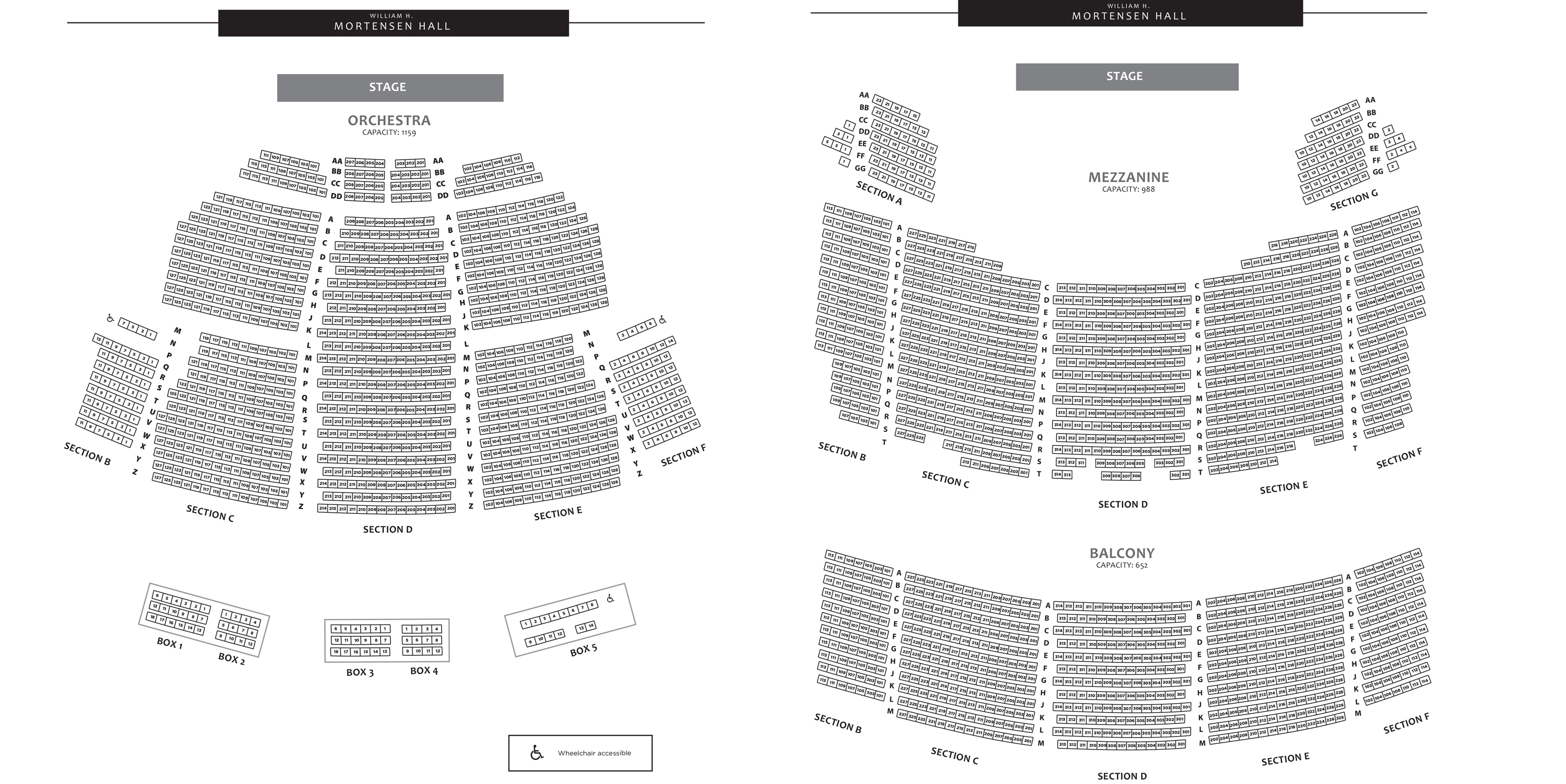 The bushnell hartford tickets schedule seating charts goldstar