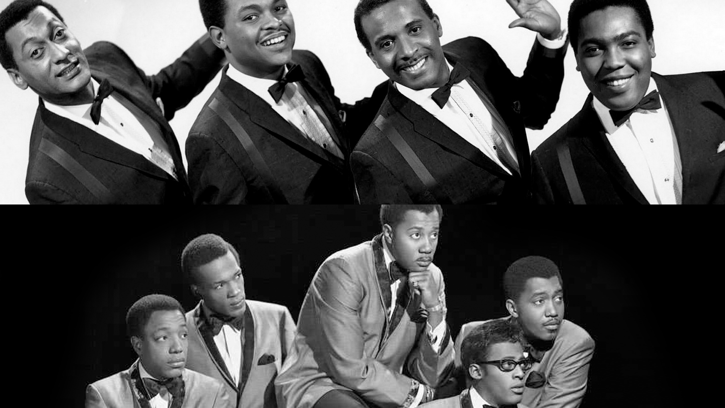 Salute to The Temptations & The Four Tops With Soul Infinity