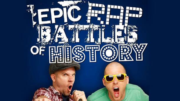 epic rap battles of history live san francisco tickets n a at