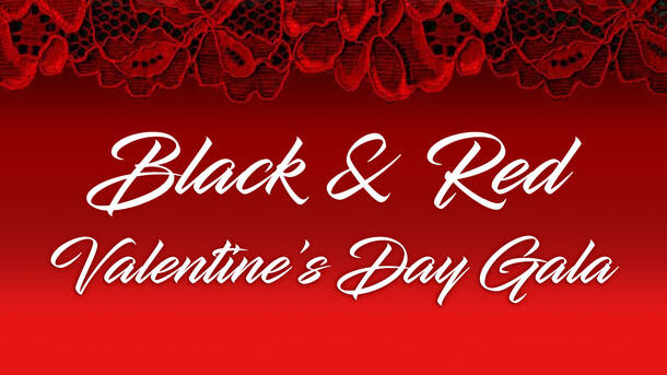 Black Red Valentine S Day Gala Baltimore Tickets N A At
