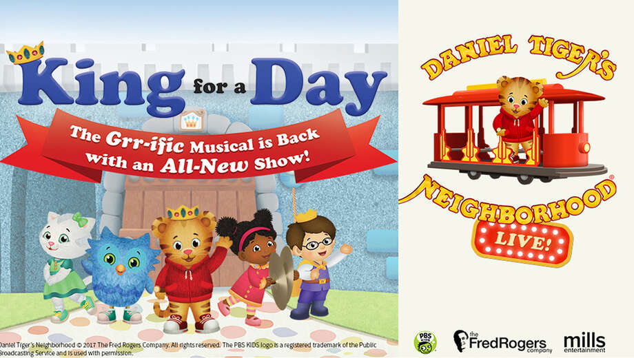 Daniel Tiger\'s Neighborhood Los Angeles Tickets - n/a at Fred Kavli ...
