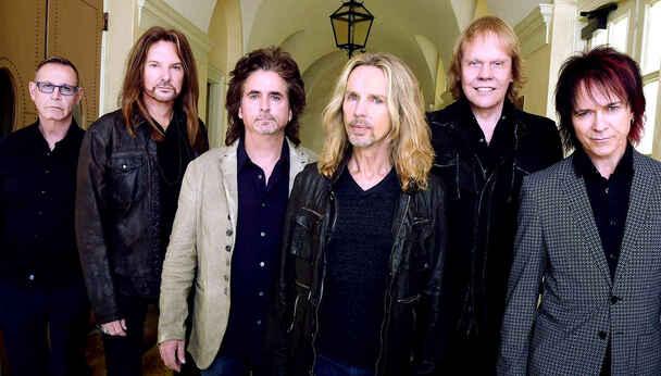 Come Sail Away: Styx at Strathmore