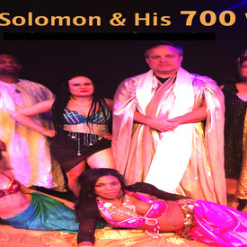 King Solomon and His 700 Wives