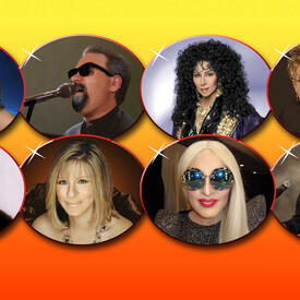 An Evening with Cher, Elton John, Celine Dion & Streisand Las Vegas Edwards Twins