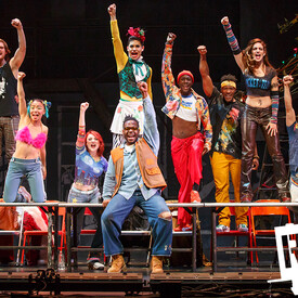 "RENT"" 20th Anniversary Tour"