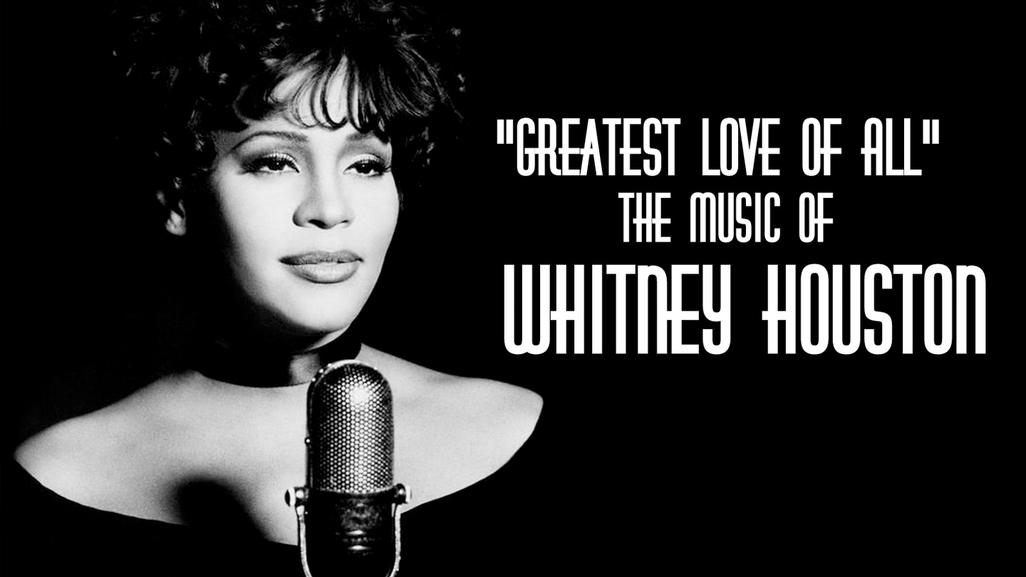 The Music of Whitney Houston Feat. Emilie Surtees